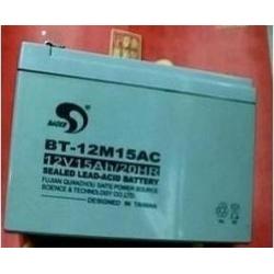 赛特蓄电池BT-12M15.0Ac,12V15.0AH(20HR)