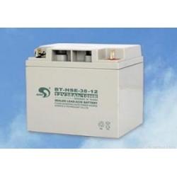 赛特蓄电池BT-HSE-38-12,12V38AH