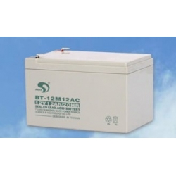 赛特蓄电池BT-12M12.0AT,12V12.0AH(20HR)